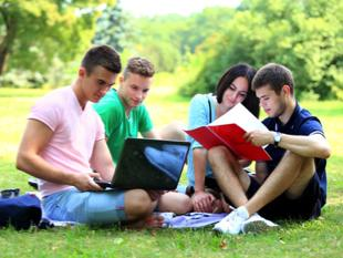 Study Groups at Lord Somers Camp